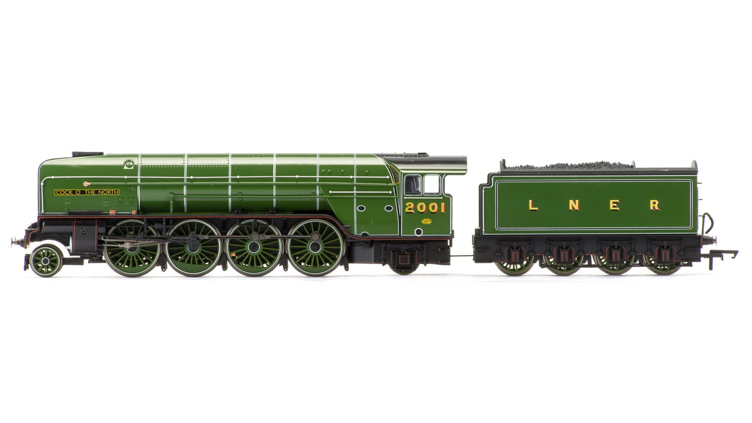 Hornby R3500 LNER P2 2001 Cock O' The North Image