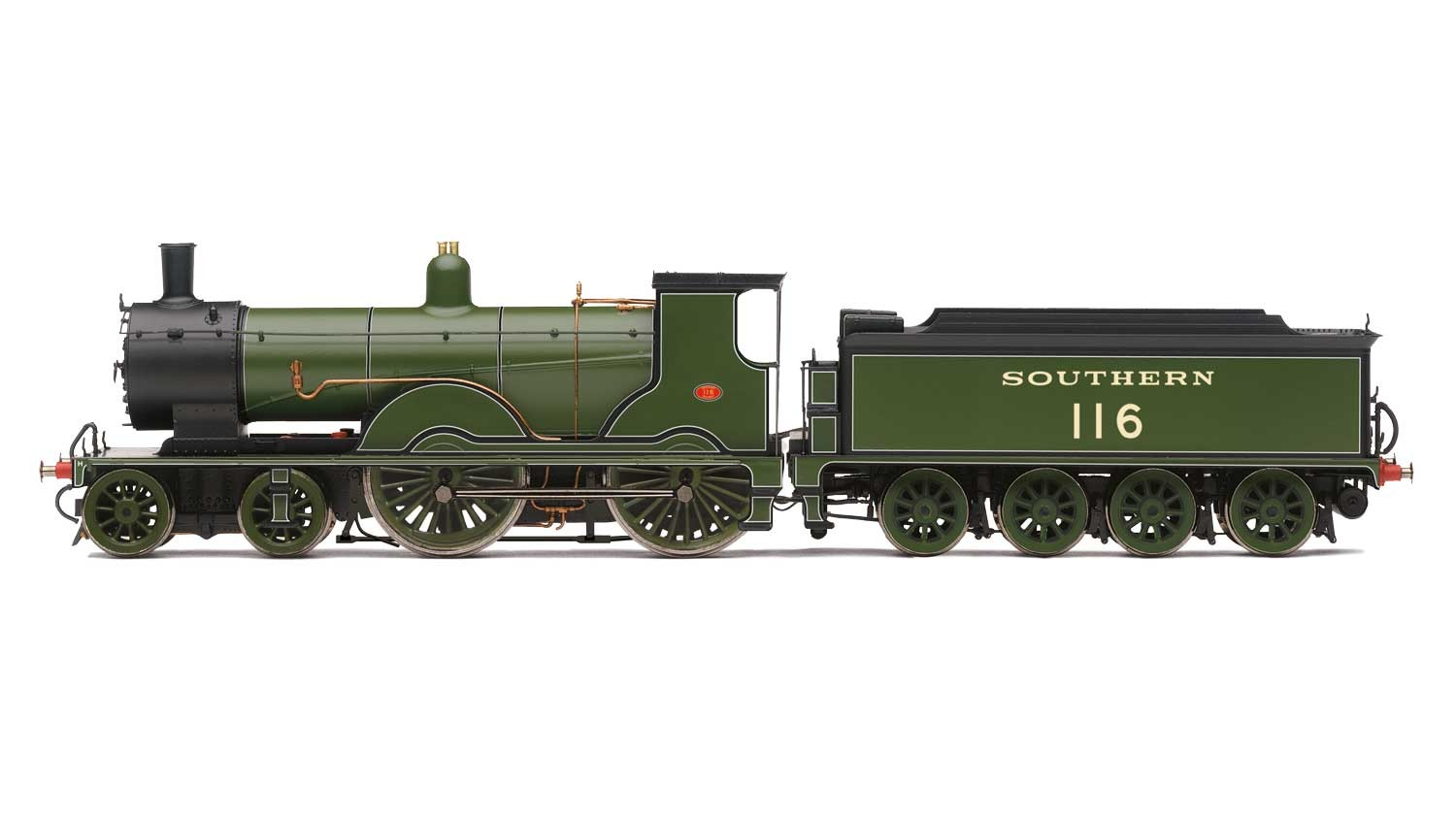 Hornby R3457 LSWR T9 Greyhound 116 Image