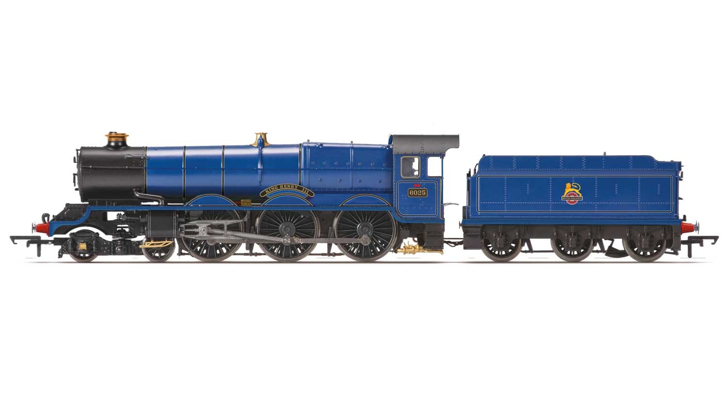 Hornby R3410 GWR 6000 King 6025 King Henry III Image