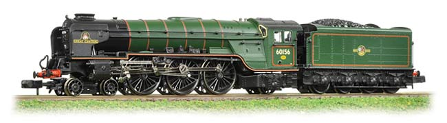 Graham Farish 372-801 LNER Peppercorn Class A1 60156 Great Central Image
