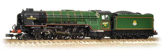 Graham Farish 372-802 LNER A1 (Peppercorn) 60147 North Eastern Image