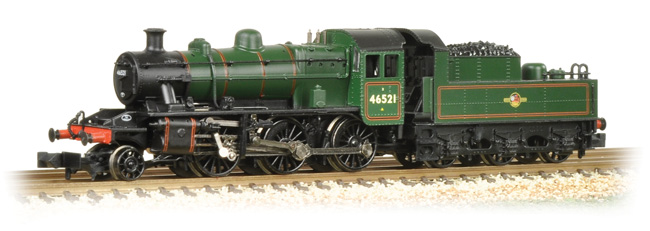 Graham Farish 372-625 LMS 2MT 2-6-0 46521 Image