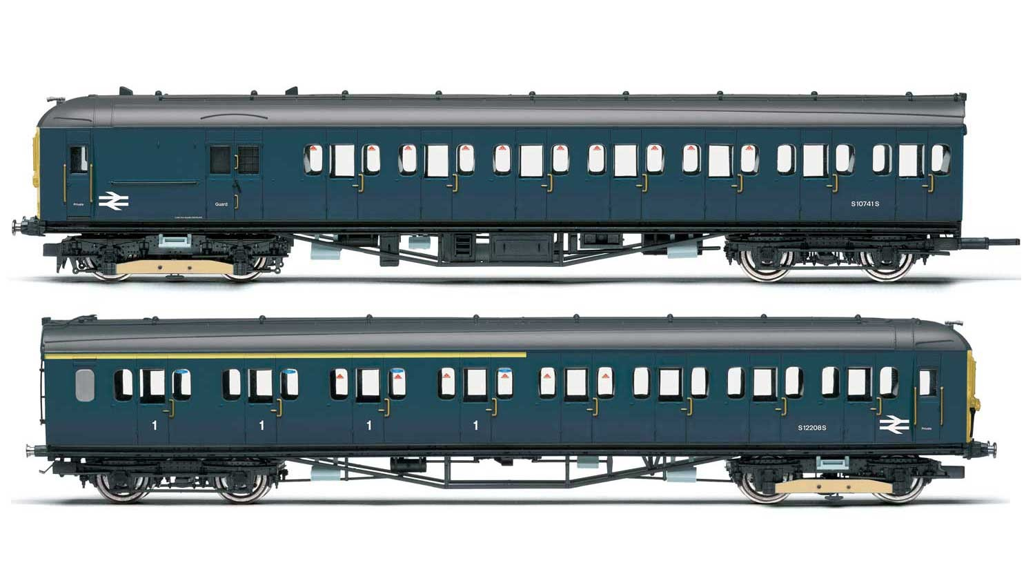 Hornby R3341A BR Class 402 2623 Image