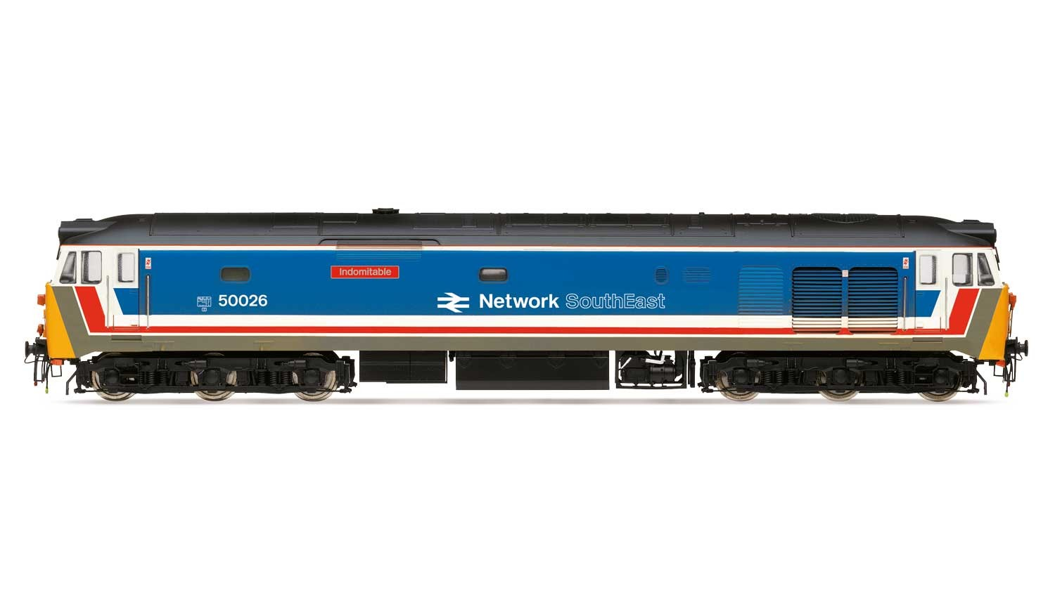 Hornby R3471 BR Class 50 50026 Indomitable Image