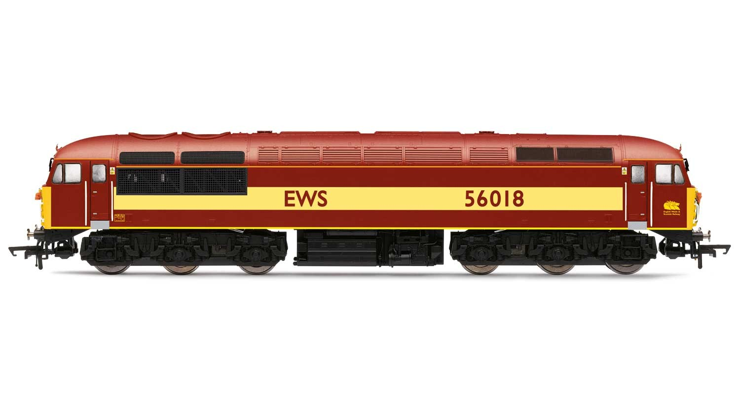 Hornby R3472 BR Class 56 56018 Image
