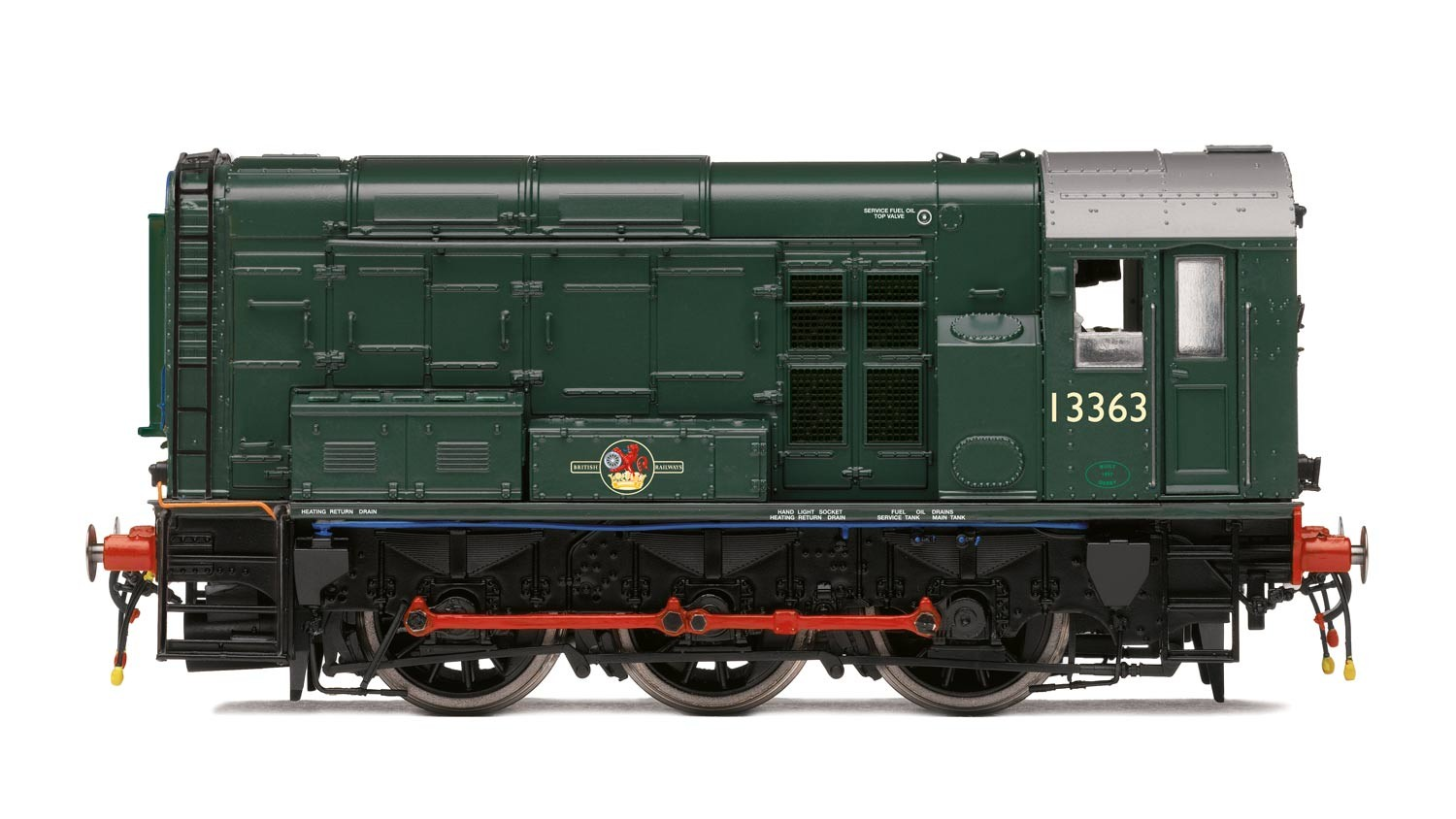 Hornby R3484 BR Class 13 13363 Image