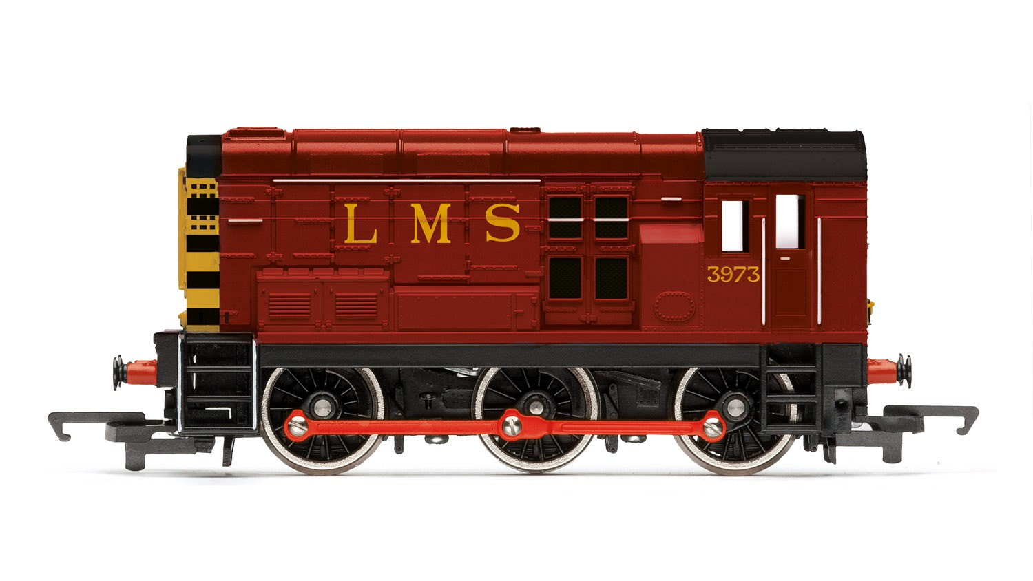 Hornby R3488 BR Class 08 3973 Image