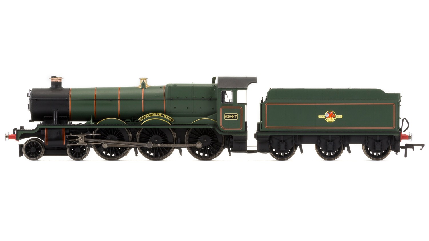 Hornby R3499 GWR 4900 Hall 6947 Helmingham Hall Image
