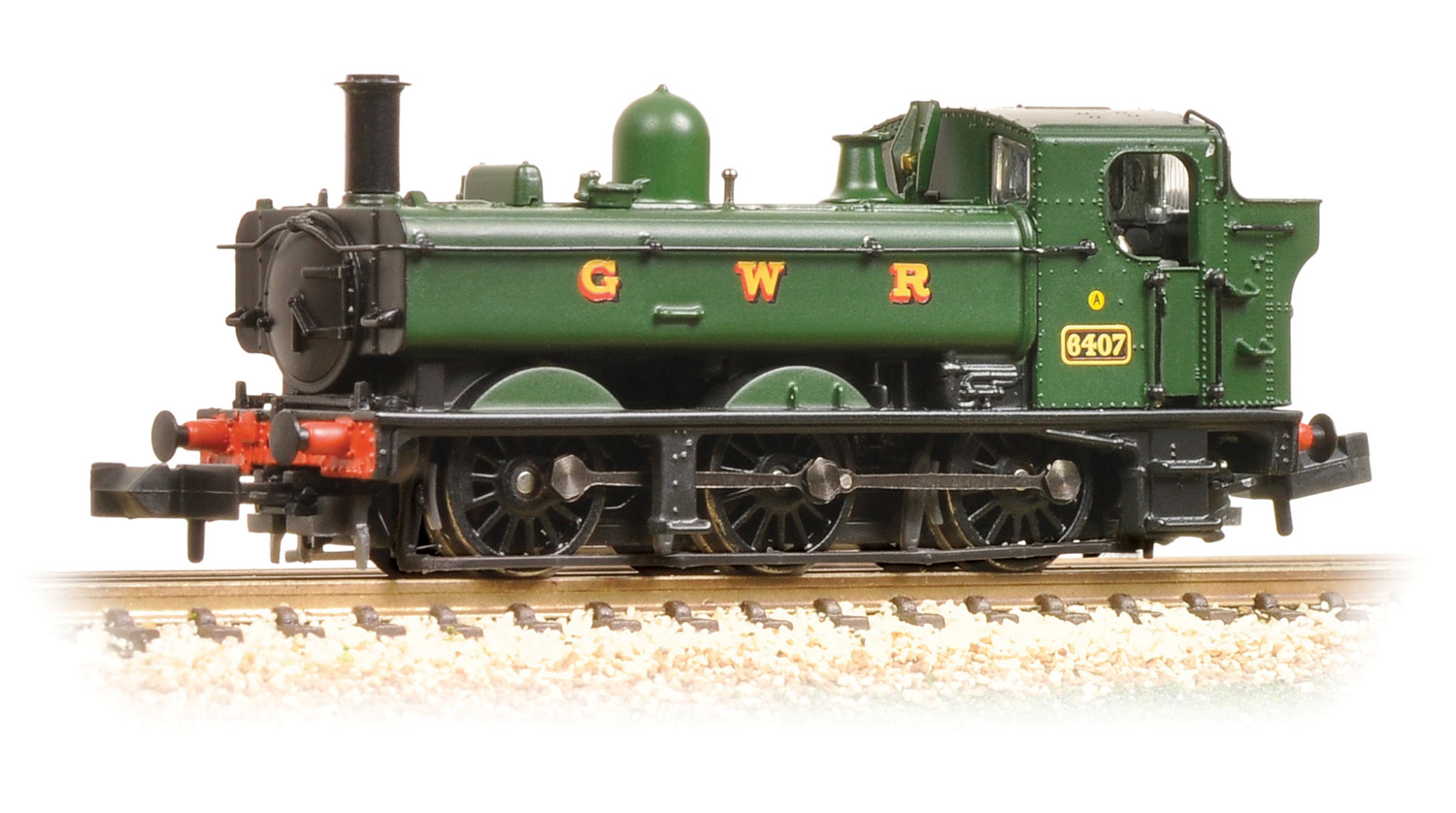 Graham Farish 371-985 GWR 6400 6406 Image
