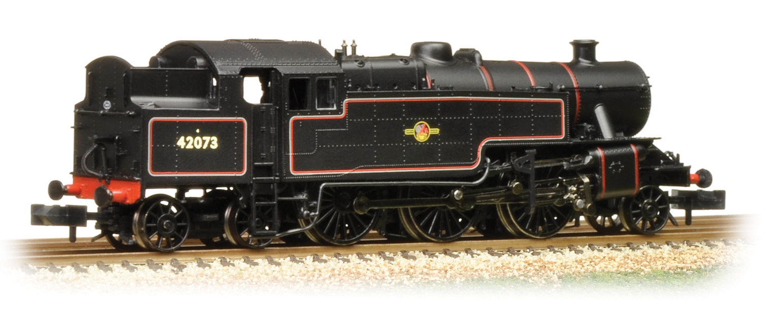 Graham Farish 372-752 LMS 4MT 2-6-4T 42073 Image