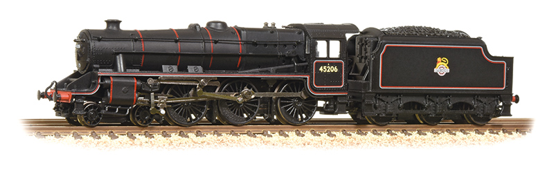 Graham Farish 372-139 LMS 5 Black Five 45206 Image