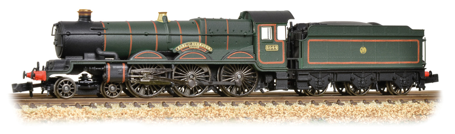 Graham Farish 372-030 GWR 4073 Castle 5044 Earl of Dunraven Image