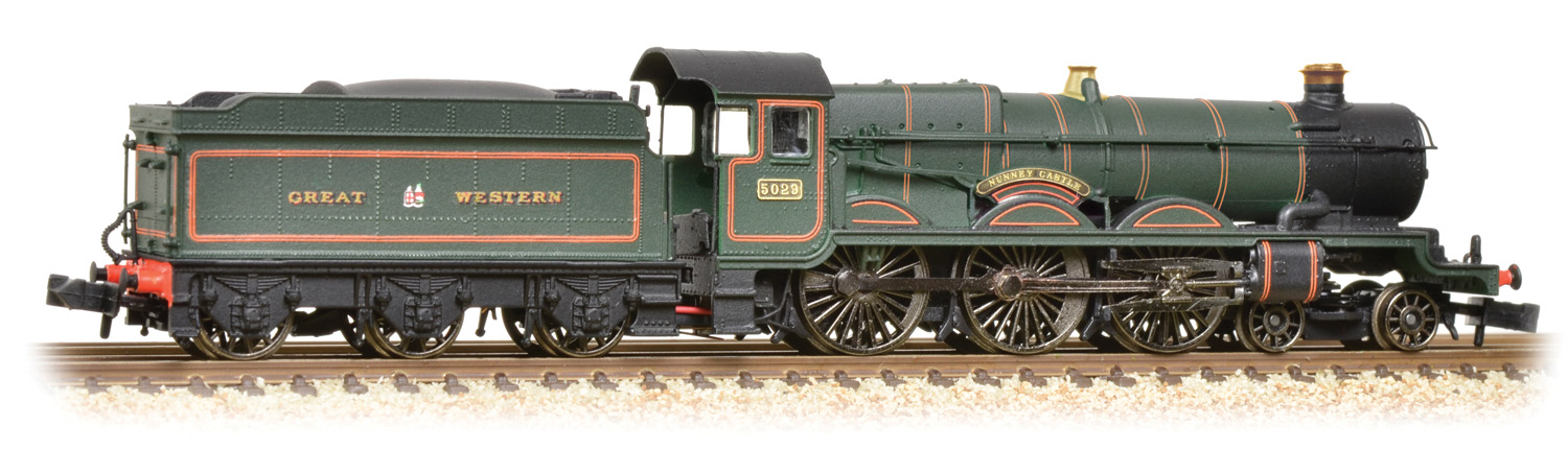 Graham Farish 372-033DS GWR 4073 Castle 5029 Nunney Castle Image