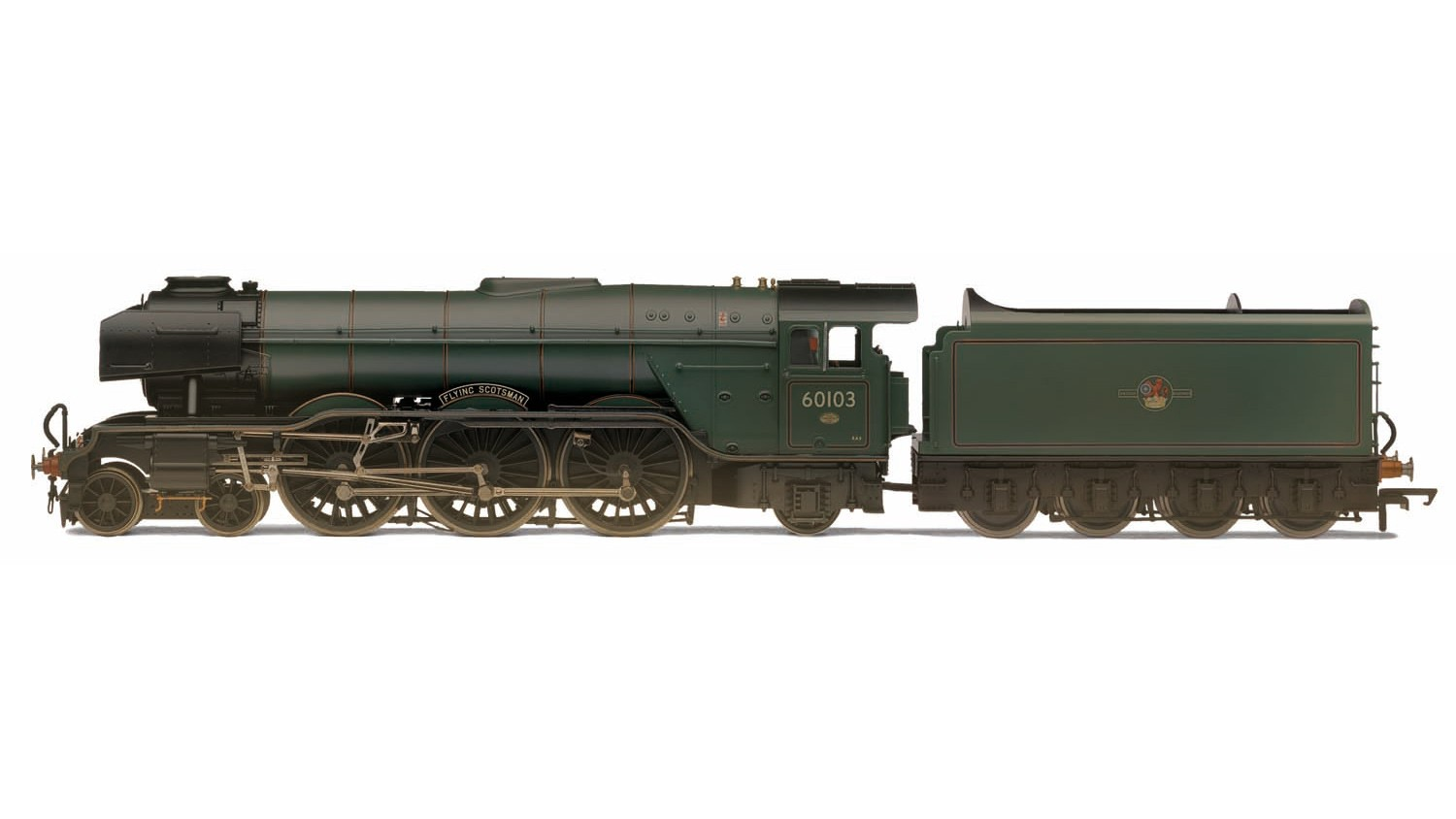 Hornby R3508TTS LNER A3 60103 Flying Scotsman Image