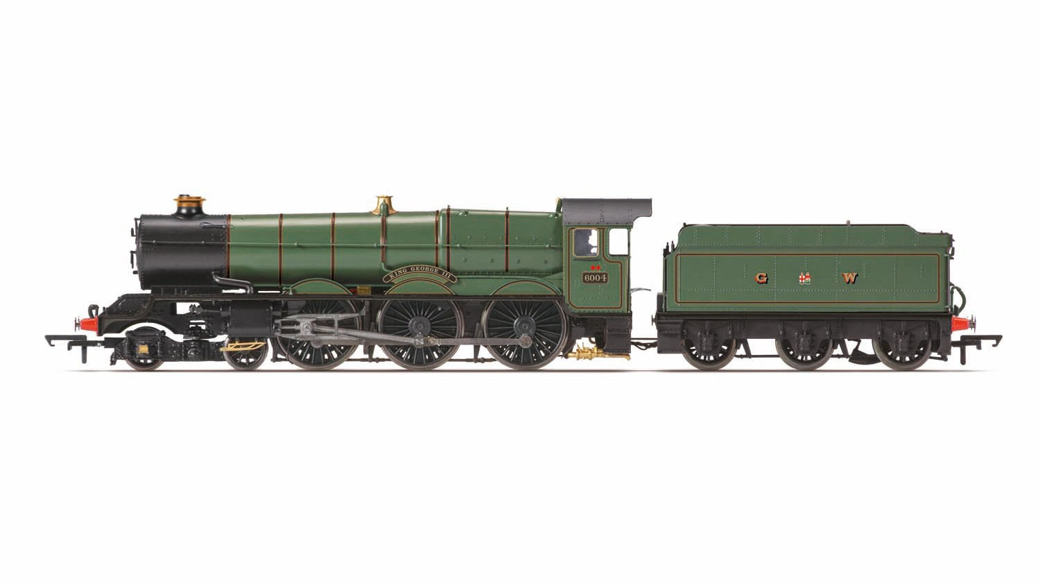 Hornby R3516 GWR 6000 King 6004 King George III Image