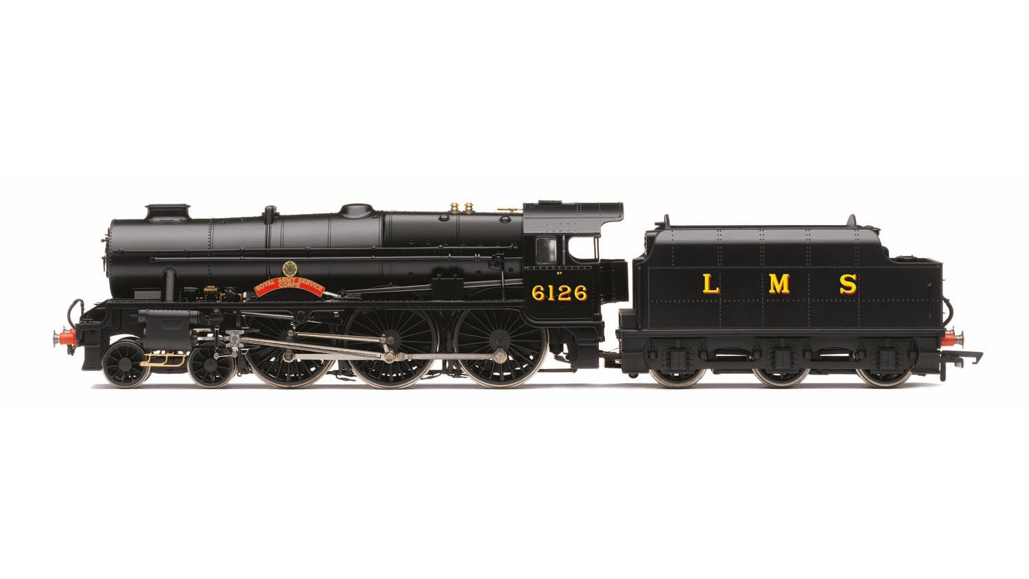 Hornby R3557 LMS 7P Royal Scot 6126 Royal Army Service Corps Image