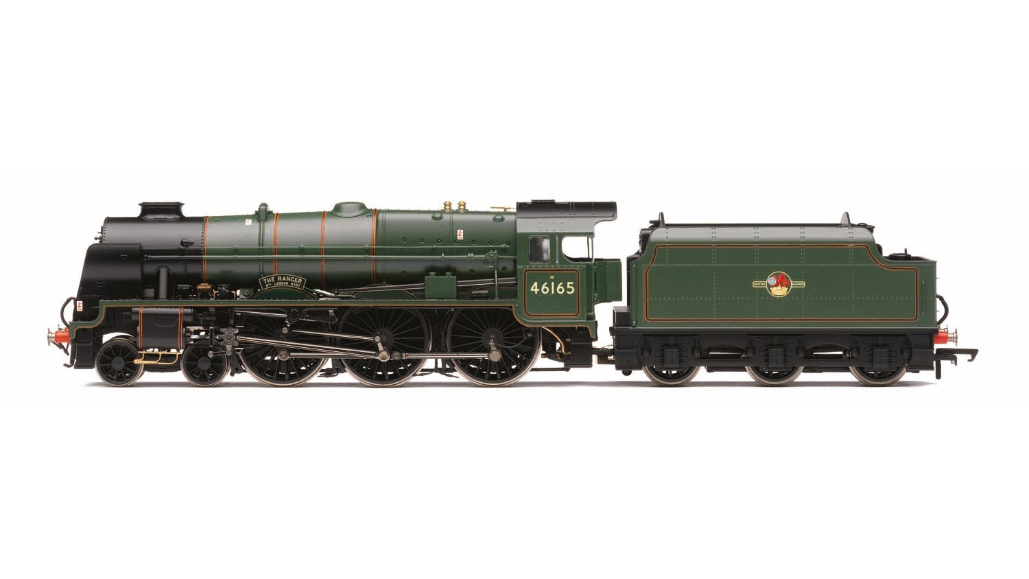 Hornby R3558 LMS 7P Royal Scot 46165 The Ranger Image