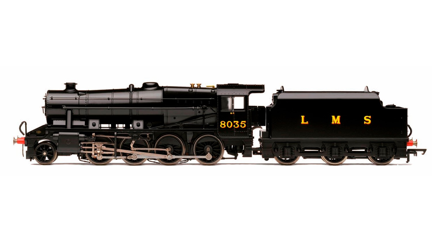Hornby R3565 LMS 8F 8035 Image