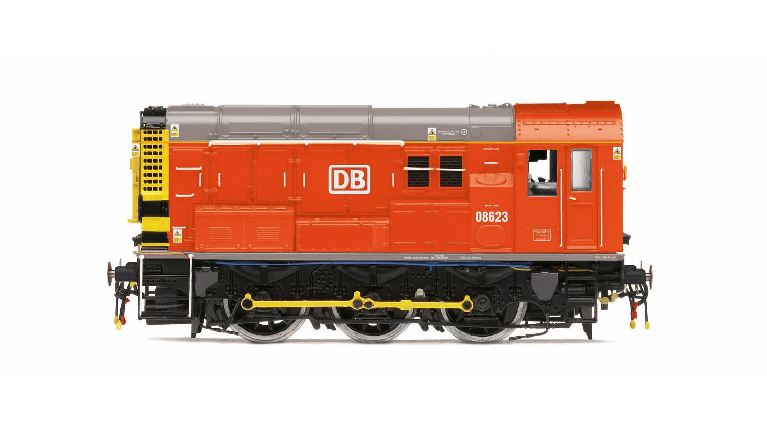 Hornby R3504TTS BR Class 08 08623 Image