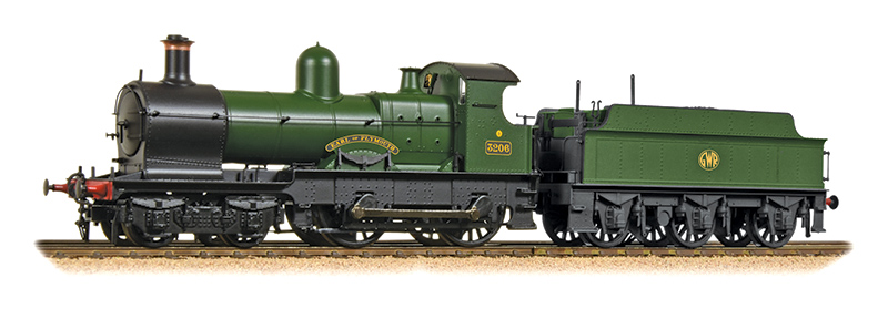 Bachmann 31-090DS GWR 3200 Earl 3206 Earl of Plymouth Image