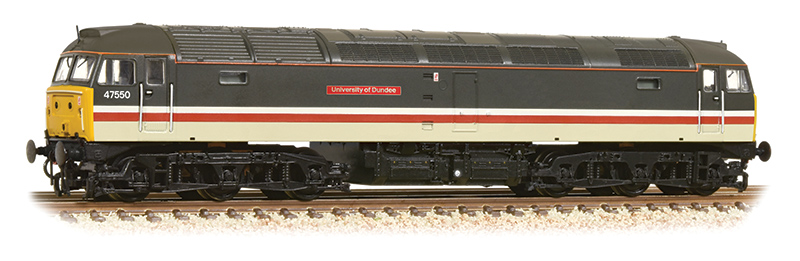 Graham Farish 372-248 BR Class 47/4 47550 University of Dundee Image