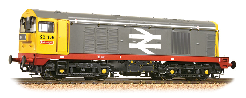 Bachmann 32-030DS BR Class 20 20156 Image
