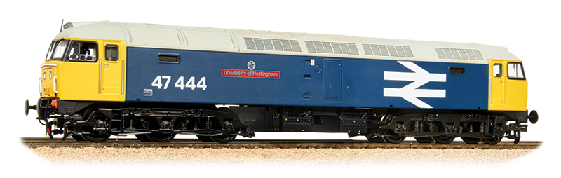 Bachmann 31-660A BR Class 47/4 47444 University of Nottingham Image
