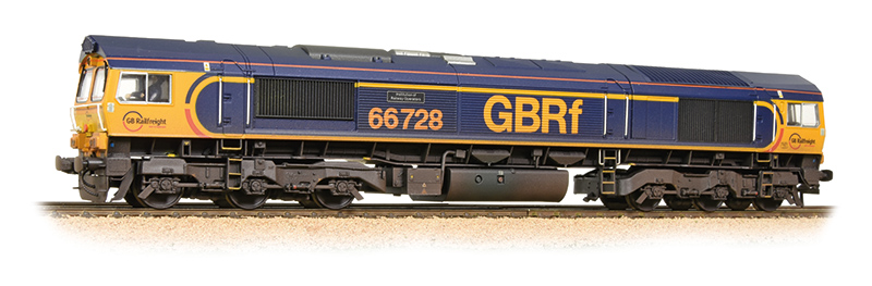 Bachmann 32-980A BR Class 66 66728 Institution of Railway Operators Image