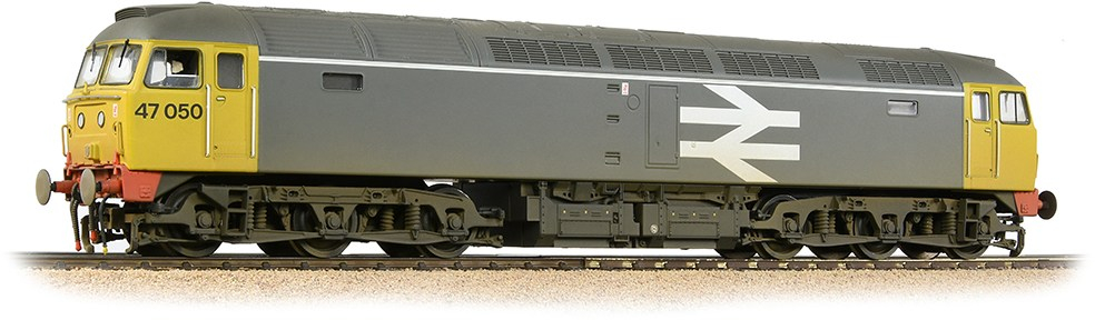 Bachmann 31-664DS BR Class 47/0 47050 Image