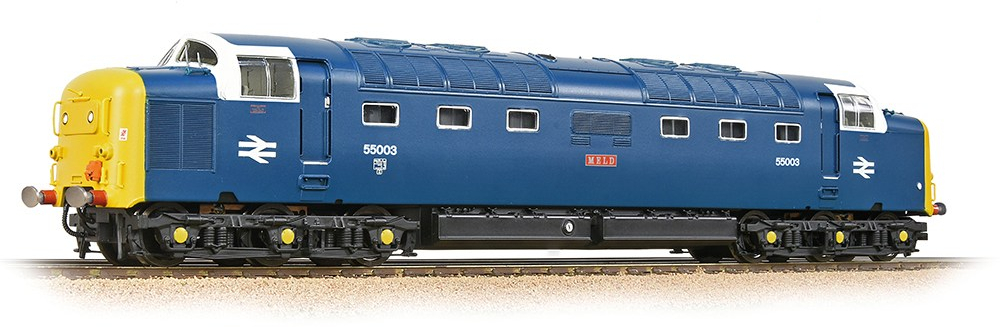 Bachmann 32-532A BR Class 55 Deltic 55003 Meld Image