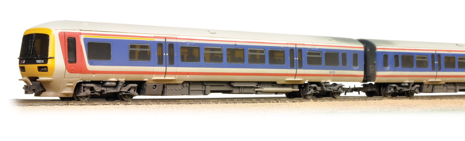Bachmann 31-025A BR Class 166 Networker Turbo Express 166216 Image