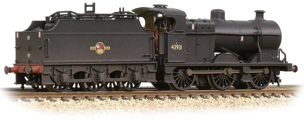 Graham Farish 372-065 LMS 4F 0-6-0 43931 Image