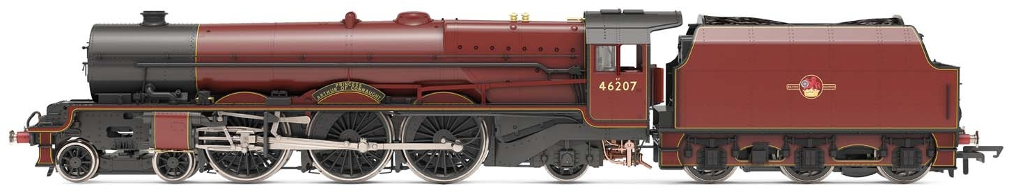 Hornby R3713 LMS 8P Princess Royal 46207 Princess Arthur of Connaught Image