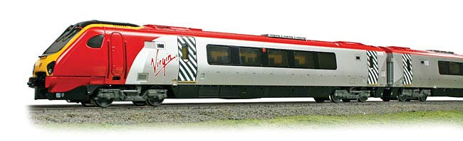 Bachmann 32-627 BR Class 221 Super Voyager 221122 Doctor Who Image