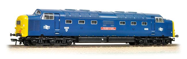 Bachmann 32-531DC BR Class 55 Deltic 9005 The Prince of Wale's Own Regiment of Yorkshire Image