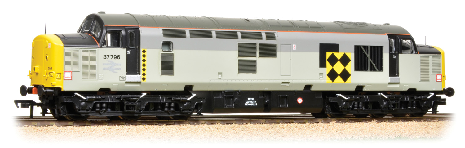 Bachmann 32-391DS BR Class 37/7 37796 Image