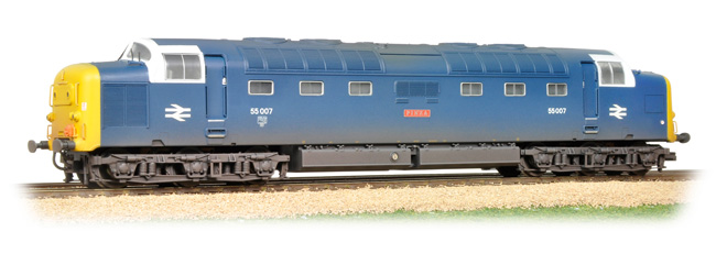 Bachmann 32-532 BR Class 55 Deltic 55007 PINZA Image