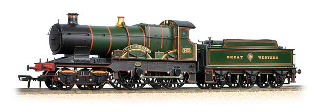 Bachmann 31-726 GWR 3700 City 3433 City of Bath Image