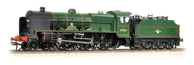 Bachmann 31-213DS LMS 6P Patriot 45504 Royal Signals Image