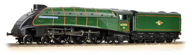 Bachmann 31-964 LNER A4 60004 William Whitelaw Image
