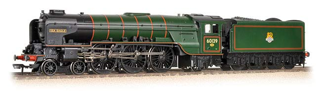 Bachmann 32-551DS LNER Peppercorn Class A1 60139 Sea Eagle Image