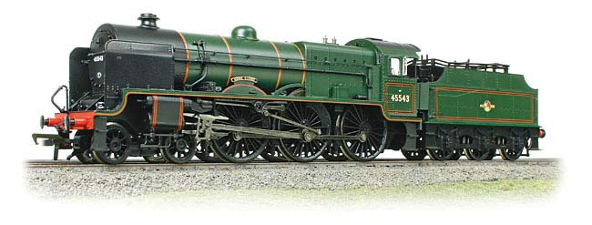 Bachmann 31-211 LMS 6P Patriot 45543 Home Guard Image