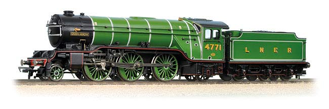 Bachmann 31-550B LNER V2 4771 Green Arrow Image