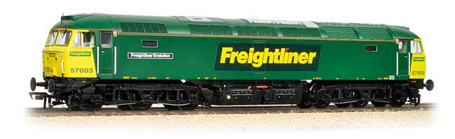 Bachmann 32-750DS BR Class 57/0 57003 Freightliner Evolution Image