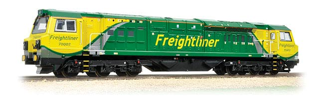 Bachmann 31-587DS BR Class 70 70002 Image