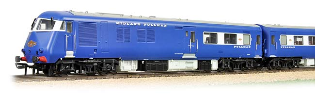 Bachmann 31-255DC BR Class 251 Midland Pullman M60090 Image