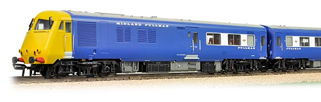 Bachmann 31-256DC BR Class 251 Midland Pullman M60092 Image