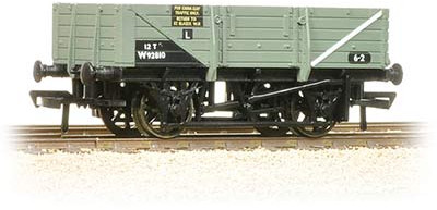 Bachmann 33-079B China Clay Wagon British Railways W92810 Image
