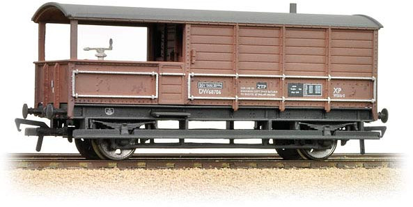 Bachmann 33-304A Brake Van British Railways W68856 Image