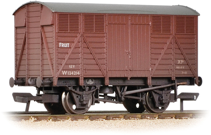 Bachmann 37-754D Fruit Van Great Western Railway Image